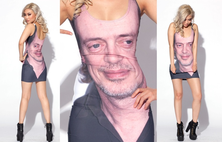 The Steve Buscemi Dress
