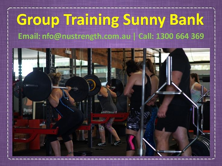 https://flic.kr/p/QGpYvL | Group Training Sunny Bank | Email: nfo@nustrength.com.au | Call: 1300 664 369 | Follow Us On : nustrength.com.au  Follow Us On : www.instagram.com/nustrength4122  Follow Us On : www.facebook.com/NuStrength  Follow Us On : followus.com/nustrength