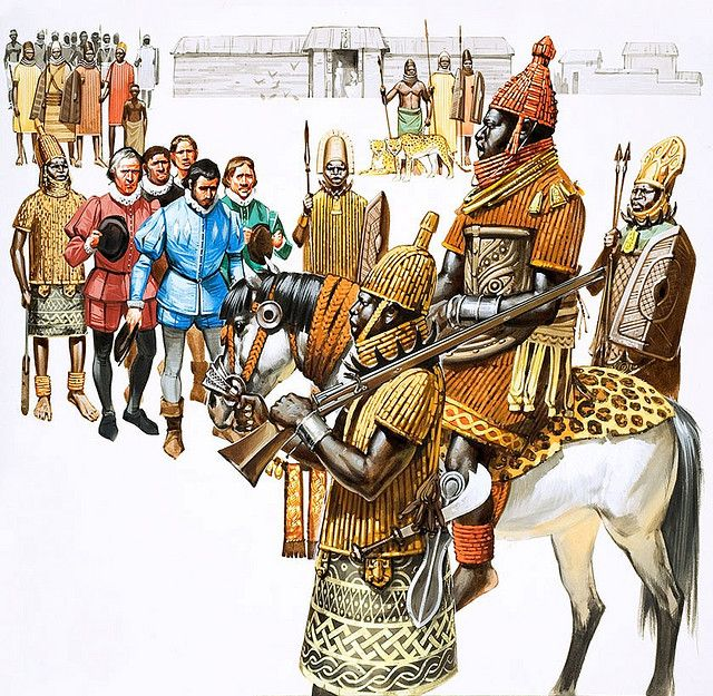 African Baskets: African Empires På Pinterest
