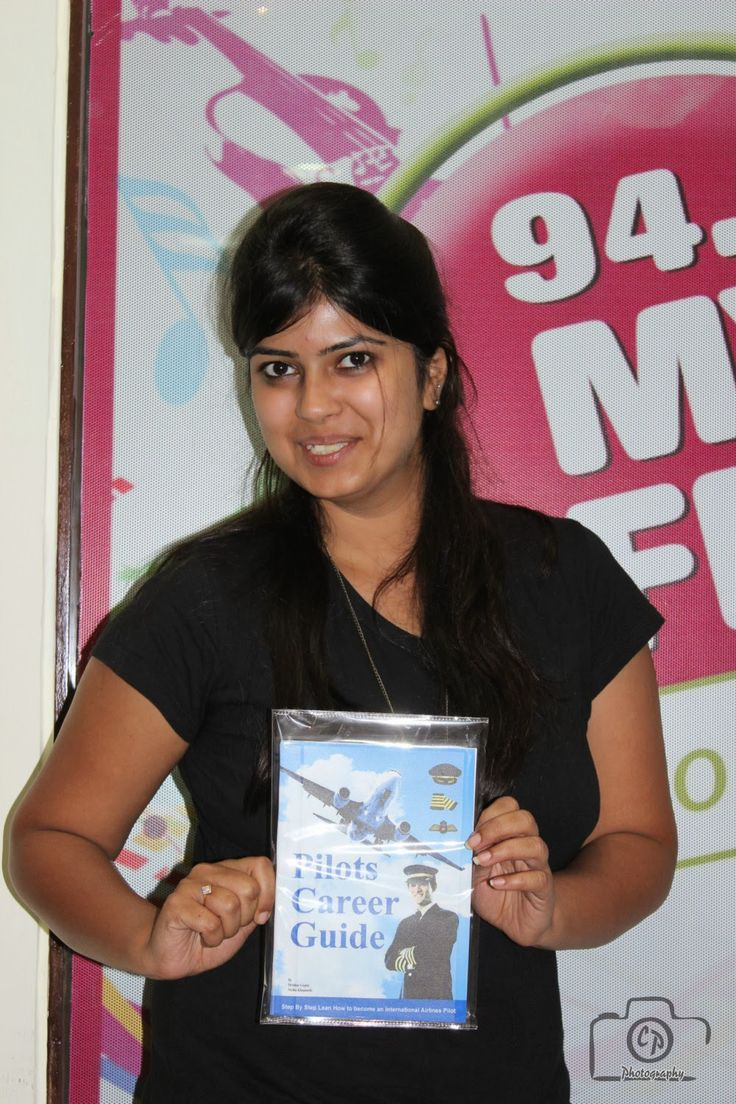 CEO AeroSoft Corp Books By Shekhar Gupta Pilot career