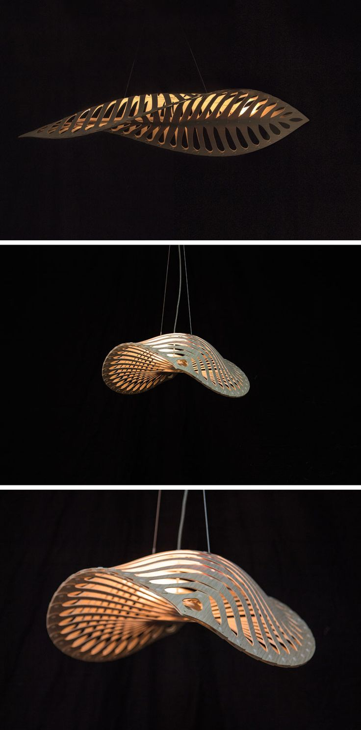 cool lighting ideas. this sculptural pendant light was inspired by microscopic ocean diatoms cool lighting ideas f
