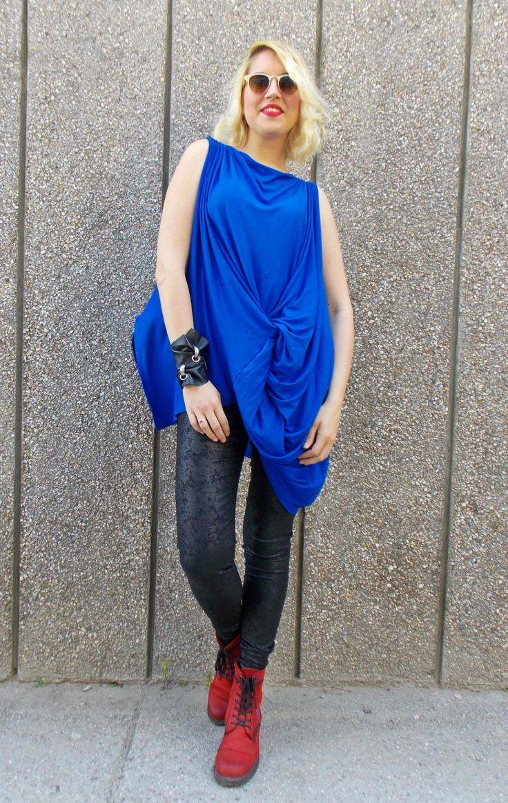 Just in: Royal Blue Top, Casual Blue Summer Blouse, Asymmetric Summer Tunic, Party Summer Top TT52, Blue Top by TEYXO https://www.etsy.com/listing/231569125/royal-blue-top-casual-blue-summer-blouse?utm_campaign=crowdfire&utm_content=crowdfire&utm_medium=social&utm_source=pinterest