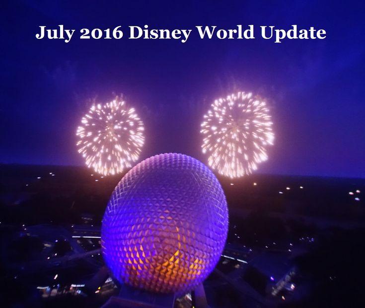 july 4th 2016 disney world