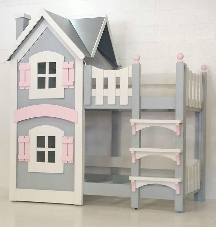 Luxury Dollhouse Loft Bed  Ideas