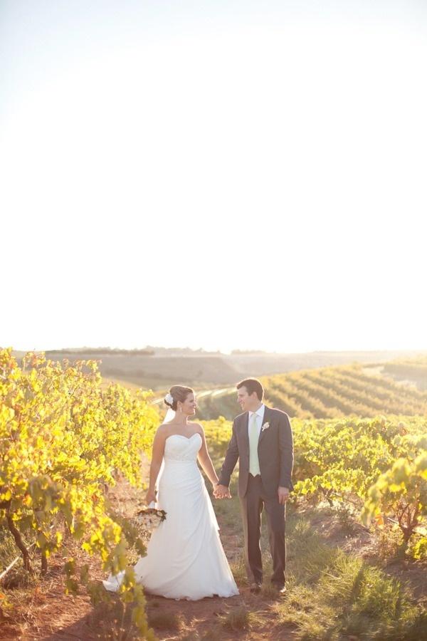 McLaren Vale Vineyard Wedding