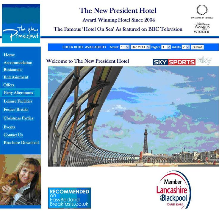 The New President Hotel - an Investor in People