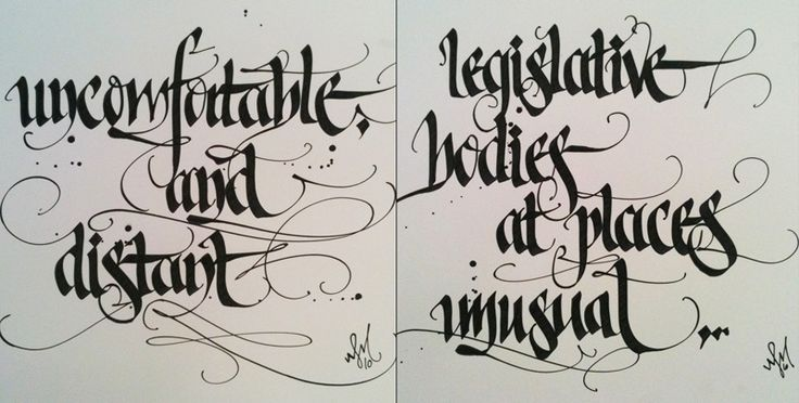 Best images about calligraphy writings on pinterest