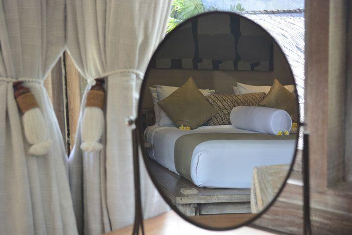Lovely Bali Villa Bedrooms