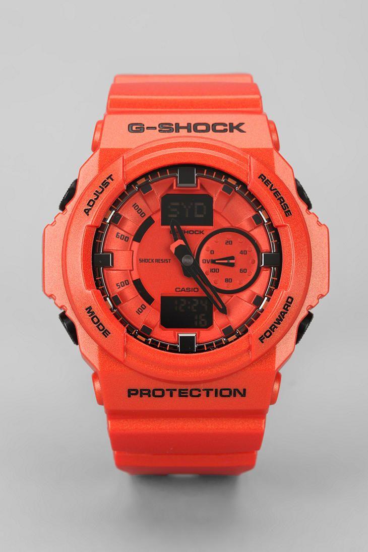 Casio G-Shock Watch  #UrbanOutfitters