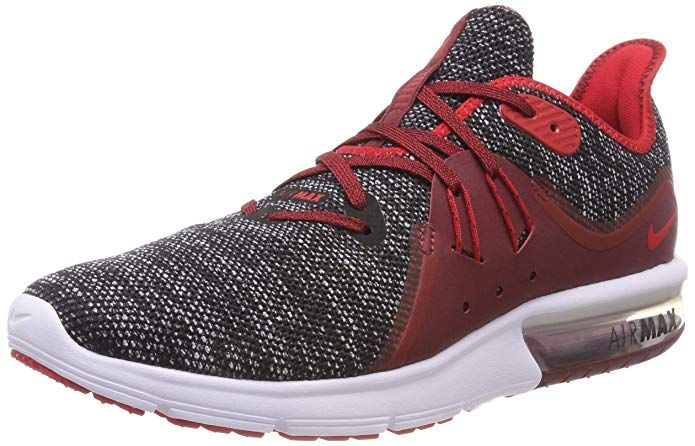 purchase cheap 679e8 84c2c NIKE Air Max Sequent 3, Chaussures de Running Compétition Homme,  Multicolore (Black