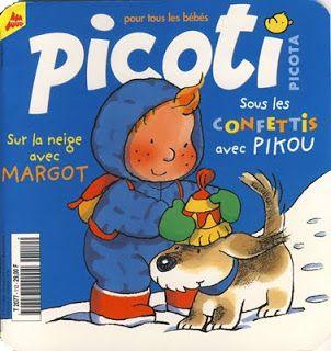 Le Journal de Nounou Sophie: Picoti n°112