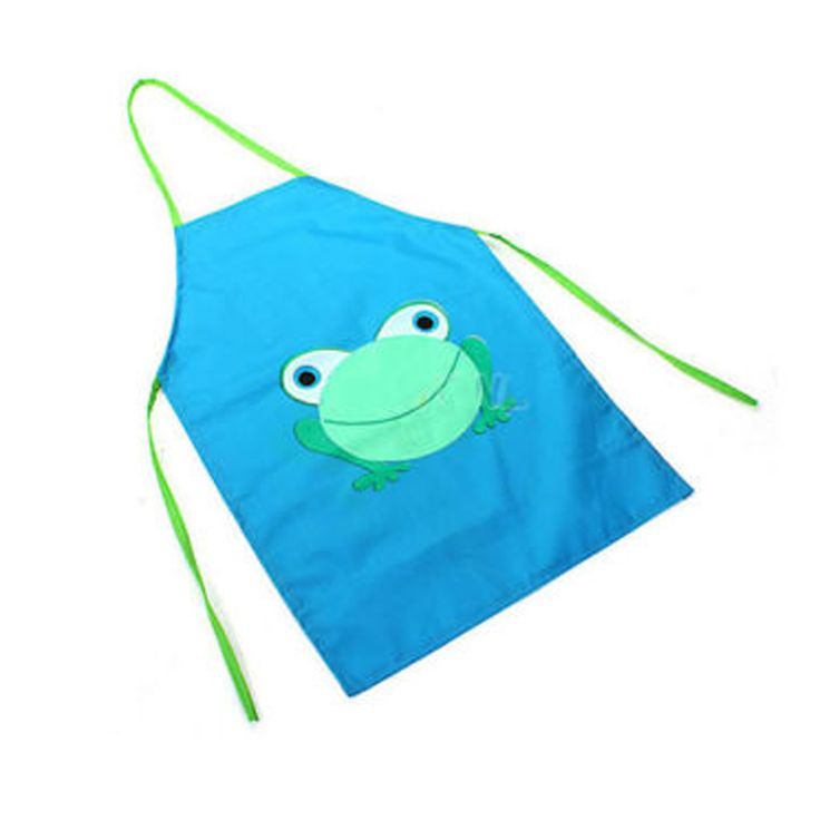 >> Click to Buy << New Cute Kids Child Children Waterproof PVC Apron Cartoon Frog Printed Nursery Painting Cooking Apron #Affiliate