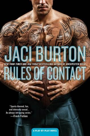 Rules of Contact | Jaci Burton | Play by Play #12 | Dec 6 |