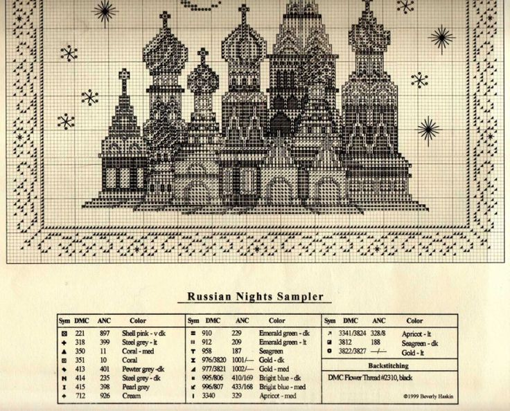 Russian Night 3/4