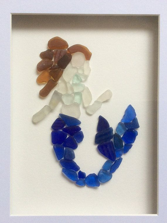 Sea Glass Mermaid