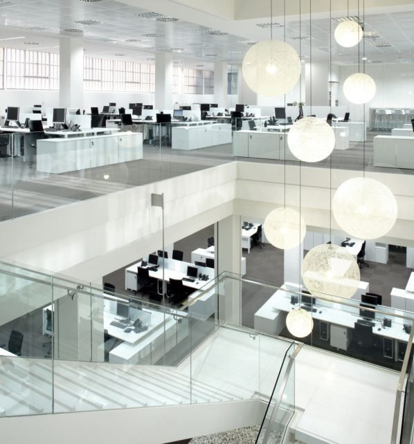 41 best interiors office unlv images on pinterest for Booking barcelona oficinas