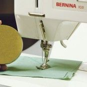 Sew a perfect circle & tons of other sewing tips! -- AndreasNotebook.com