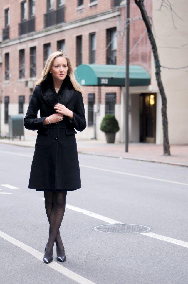 Noir et Bleu | MEMORANDUM | NYC Fashion & Lifestyle Blog for the Working Girl