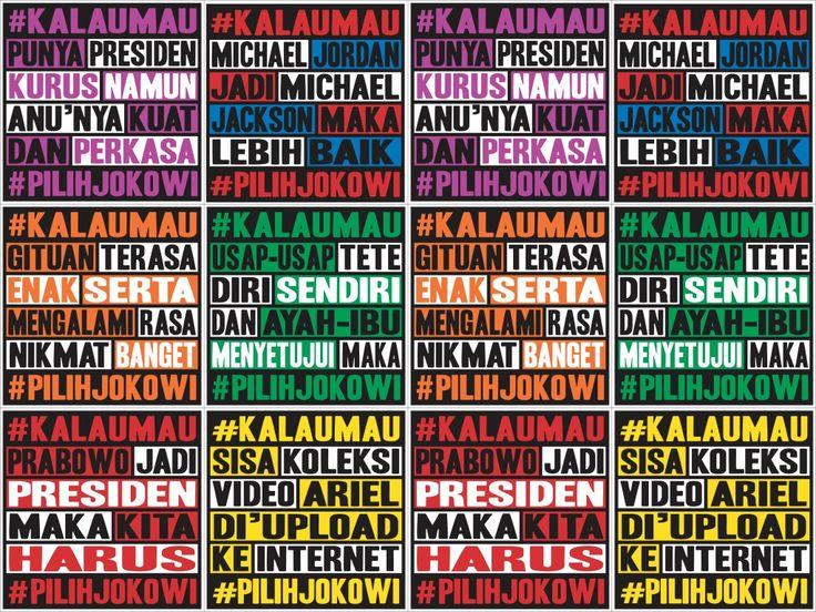 Partisipasi Nan Gembira: Sebuah Pengantar untuk Karya-Karya Kampanye oomleo