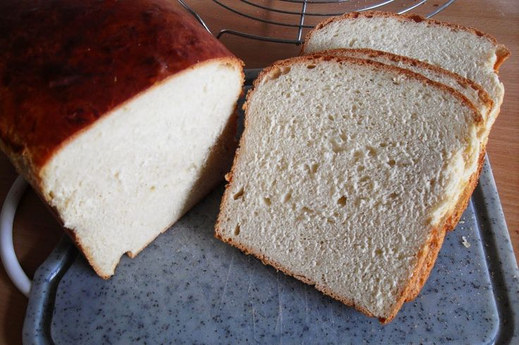 Sanna´s Hexenküche: Amish White Bread (Sandwichbrot nach Art der Amische)