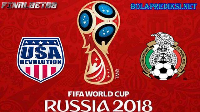 Prediksi Amerika Serikat vs Meksiko 12 November 2016