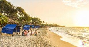 Playa Blanca, paraíso mochilero en las islas de Barú