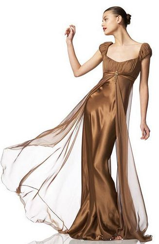 Best 10  Bronze bridesmaid gown colours ideas on Pinterest ...