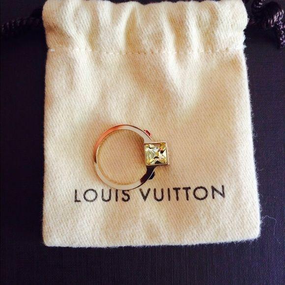 100% auténtico louis Vuitton ring ring sale louis Vuitton auténtico Louis Vuitton Accessories