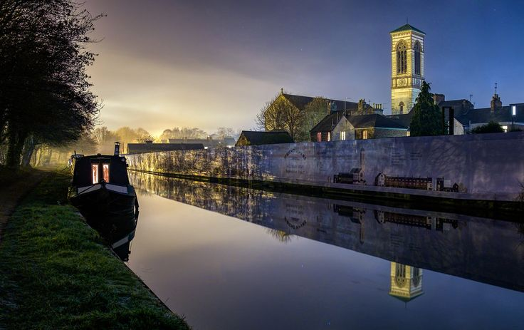 Oxford Canal, Jericho | by thriddle