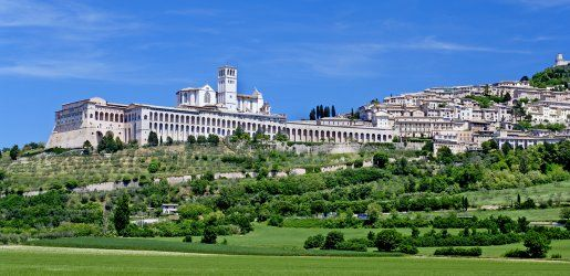 Assisi a town to go