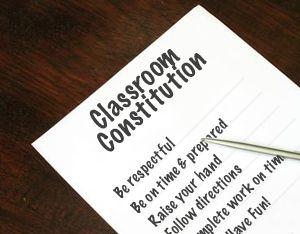 Creating a Classroom Constitution Lesson Plan | Scholastic.com