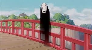 No face on bridge