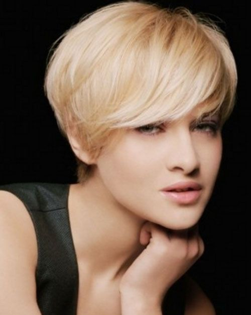 Short Hair Cute Hairstyles Pinterest