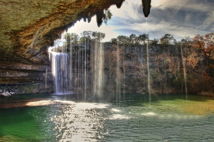 13 Beautiful Texas Waterfalls You Have to See - Wide Open Country