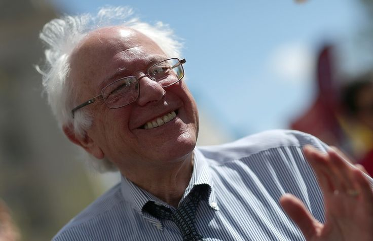 Bernie Sanders' Views On Gay Marriage Show He's Been A Supporter For A Long Time