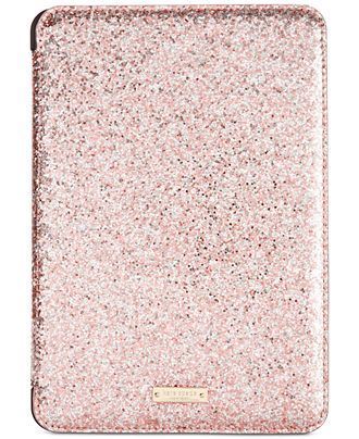 kate spade new york Glitter Bug iPad Mini Hard Case - Handbags & Accessories - Macy's