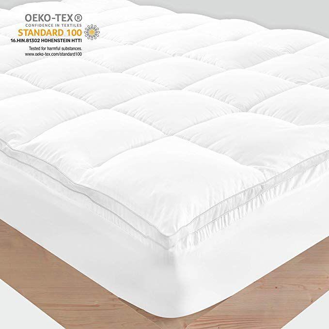 sleep mantra mattress topper queen
