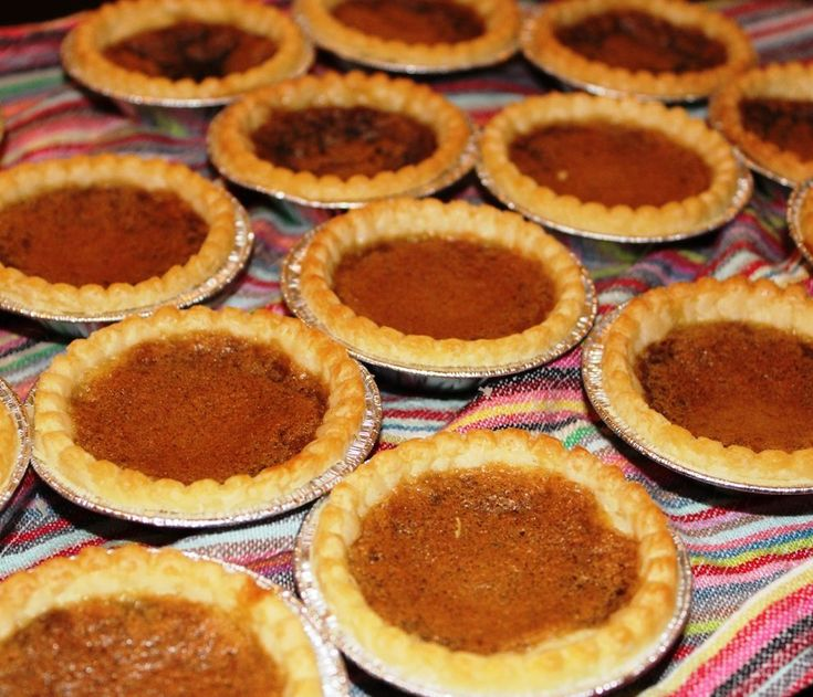 Butter Tarts « Cookbook Hub