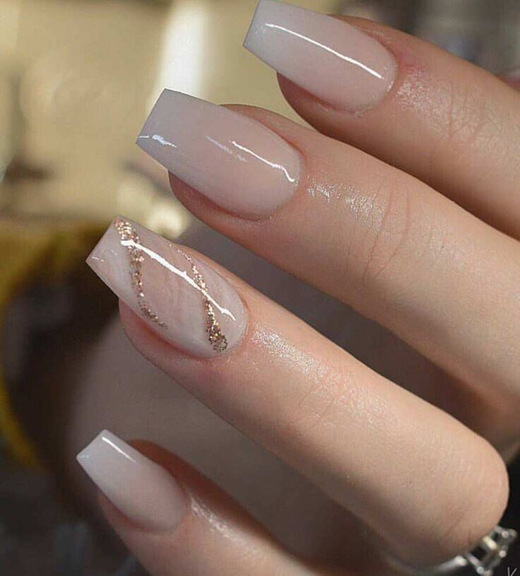40+ Elegant Look Bridal Nail Art Ideas