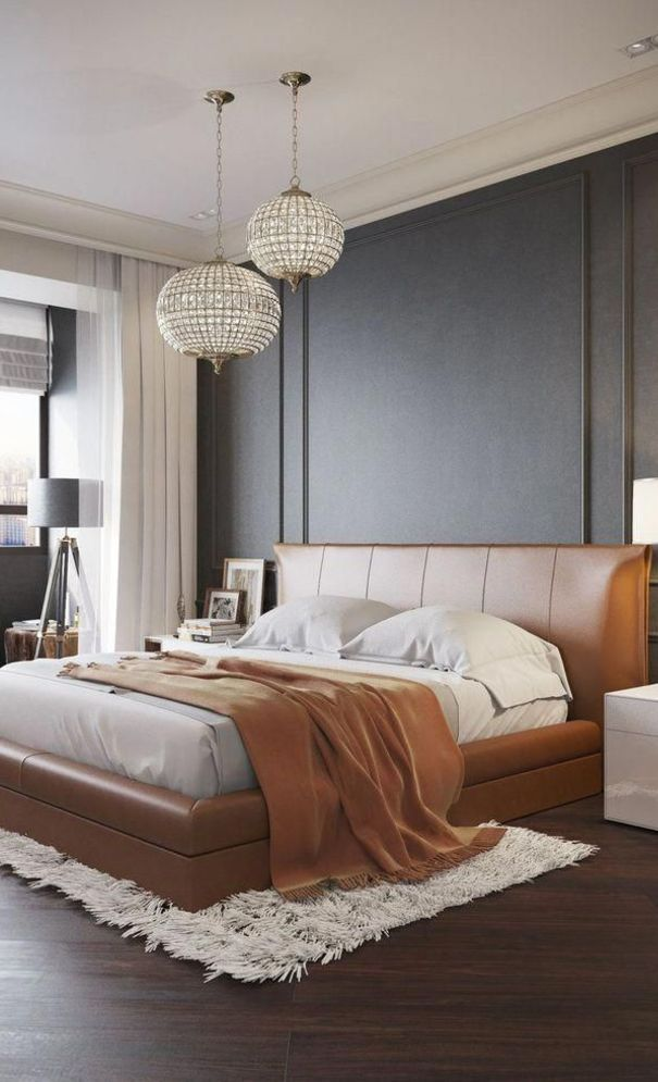 New Trend And Modern Bedroom Design Ideas For 2020 Page 53 Of 58 Cool Women Blog Contemporary Bedroom Design Modern Bedroom Design Bedroom Interior
