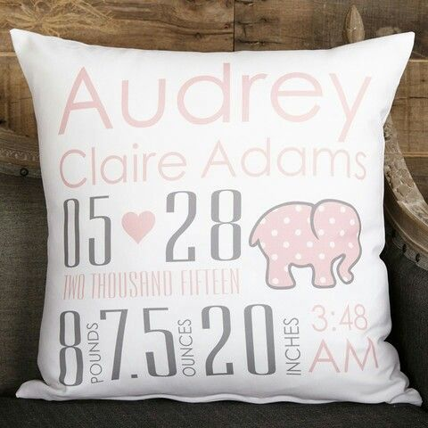 LWD PERSONALIZED PILLOW