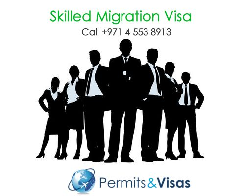 Skilled migration visas by Permits and Visas