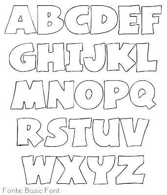 17 melhores ideias sobre estilos de letras no pinterest for Estilos de letras