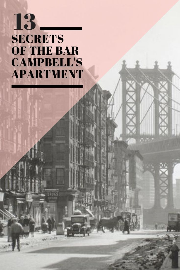 Grand Central S Campbell Apartment Bar In Nyc Used To Be A Secret Speakeasy That Was Hard Find But Now After Its 2017 Renovations The E Boasts New