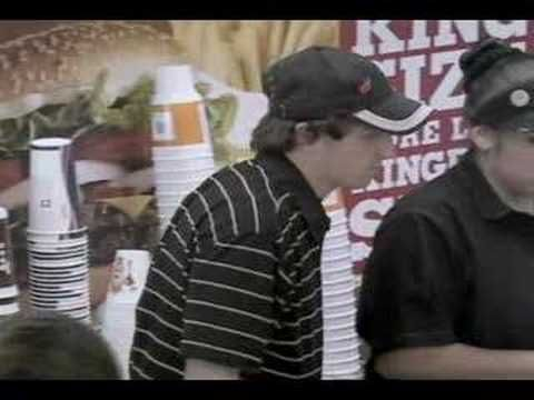 ▶ Burger King Whopper Freak-out Commercial - YouTube (documentary) #DeprivationResearch