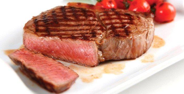 dukan diyeti besin listesi Rump steak