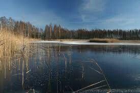 Mazury zimą