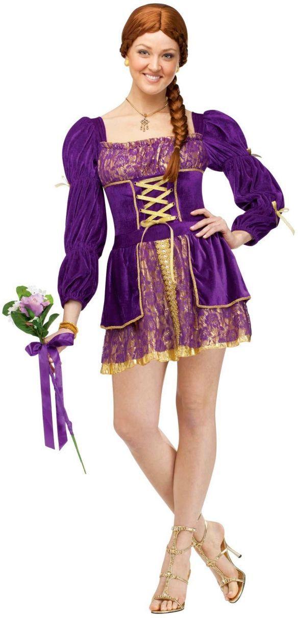 Tangled costume adult