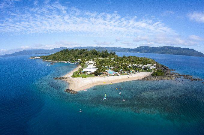 The Wedding Guru: Daydream Island Resort | Great Destination Weddings
