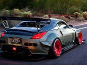 Do Luck Rear Bumper Nissan 350Z